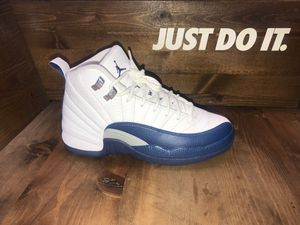Air Jordan Retro 12's French blue for Sale in San Pablo, CA