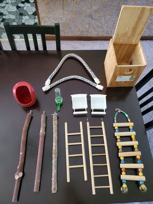 Bird cage supplies for Sale in West Mifflin, PA