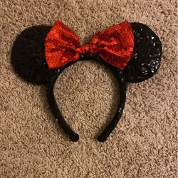 Sequin Minnie Mouse Headband for Sale in Lake Worth,  FL