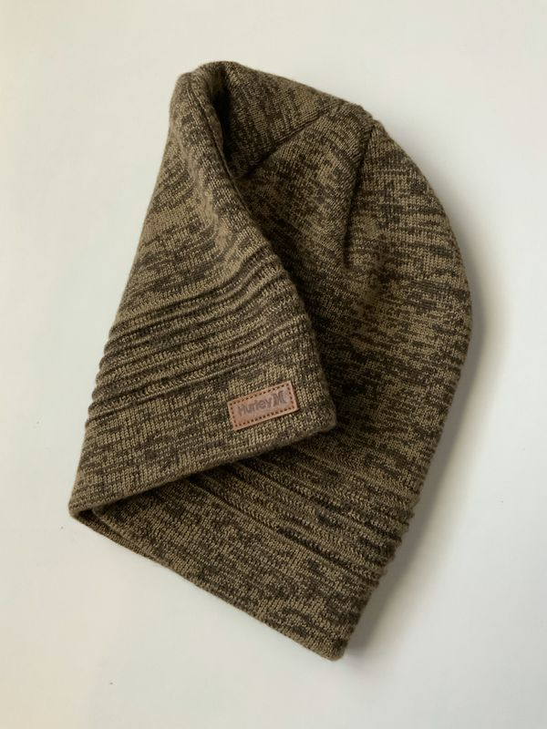 Beanie Hat Hurley Northside Men's Sz(One Size) Brown * Read Entire Description Below ⬇️