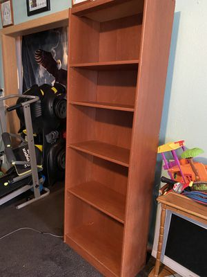 two bookshelves $ 30 for the pair for Sale in West Milwaukee, WI