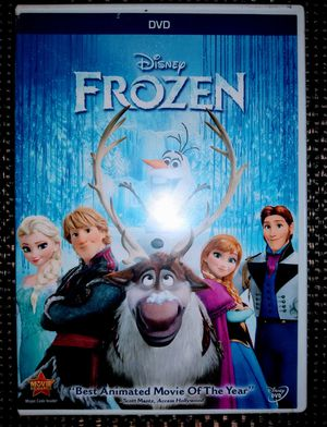 Walt Disney DVD Movie Frozen for Sale in Pinellas Park, FL