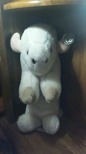 Brahma bull stuffed amanial for Sale in Arvada, CO