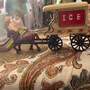 Cast Iron Ice Truck for Sale in Pottstown, PA
