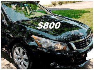 $8OO🔥 Very nice 🔥 2OO9 Honda accord sedan Run and drive very smooth!!! for Sale in Boston, MA
