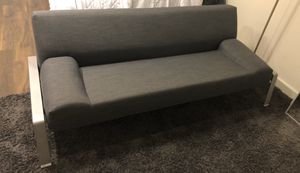 Grey couch for Sale in Las Vegas, NV
