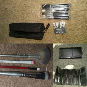 Professional Prestige Makeup Brushes, Kits... rolls for Sale in Marietta, GA