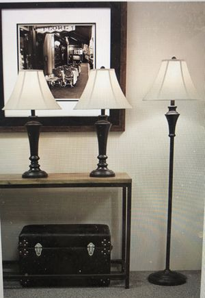 Lamp Set of 3 for Sale in Irvine, CA