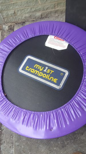 Trampoline for Sale in Takoma Park, MD