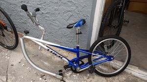 Trek strap on kids bike for Sale in Fort Lauderdale, FL