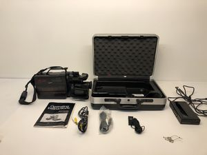 Panasonic VHS HQ Camcorder Video Camera PV-420D for Sale in Charlotte, NC