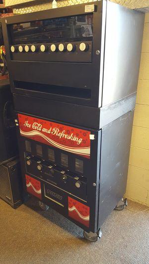 2 Piece Vending Machine Soda/Snacks for Sale in Wenatchee, WA