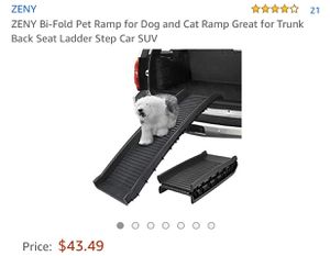 Zeny Pet Ramp for Sale in Los Angeles, CA