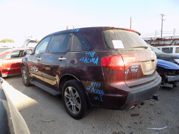 2007 Acura MDX 3.7L (PARTING OUT)