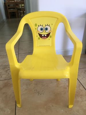 Sponge bob chair for Sale in Honolulu, HI