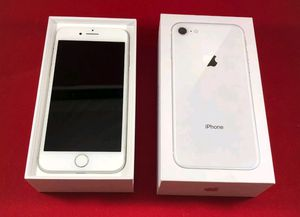 White new iPhone 8 unlocked 64gb for Sale in Portland, OR