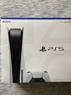 PS5 DISC CONSOLE for Sale in Aurora, CO