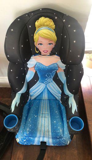 Cinderella car seat/ boaster for Sale in Long Beach, CA