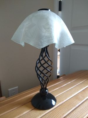 Partylite Tealight Candle Holder with Shade for Sale in Winter Park, FL