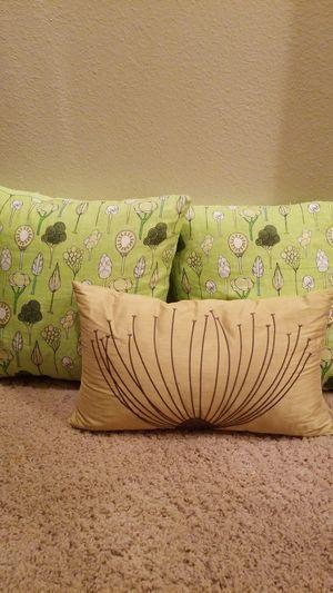 Julia Rothman pillows for Sale in Austin, TX