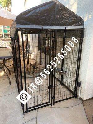 Dog kennel cage jaula new! for Sale in San Bernardino, CA