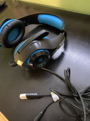 Gaming headphones for Sale in Capitol Heights, MD