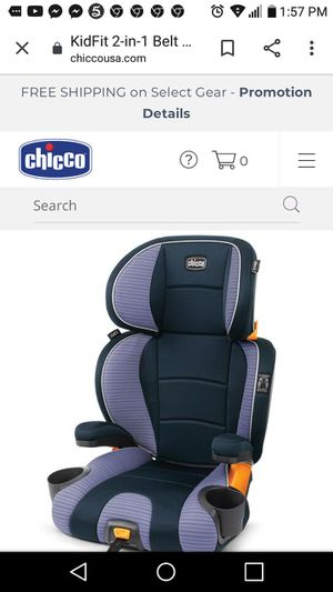 CHICCO BOOSTER SEAT for Sale in Irving, TX