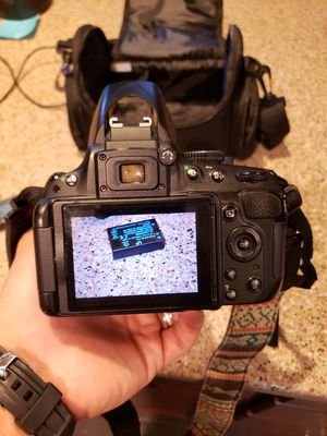 Nikon D5100 for Sale in Puyallup, WA