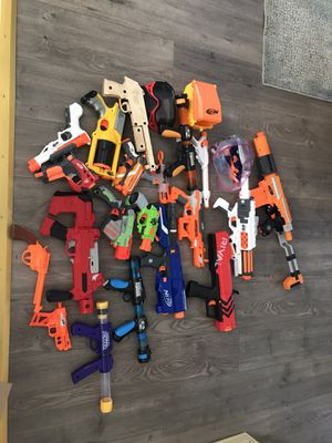 Nerf guns for Sale in Redwood City, CA