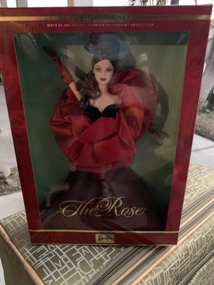 2000 Vintage The Rose Barbie - Limited Edition Brand New!! for Sale in Fontana, CA