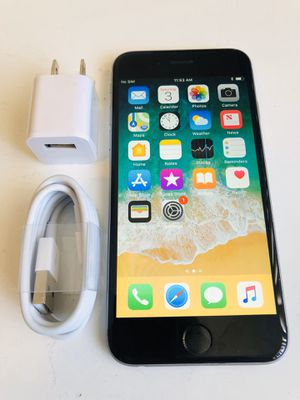 iPhone 6 16gb Factory Unlocked (Any Carrier) Works perfect for Sale in Los Angeles, CA