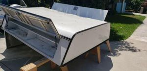 Utility work camper shell 8' ft bed. Or best offer for Sale in Sacramento, CA
