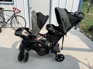 Double stroller for Sale in Rhome, TX