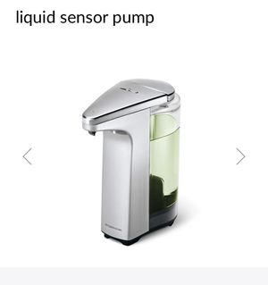 Simple human liquid sensor pump for Sale in Rancho Cucamonga, CA