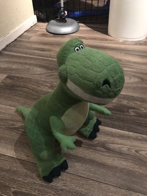 Toy story Rex Medium size (13 inches) for Sale in Glendale, AZ