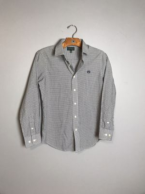 Mens Ralph Lauren Polo Long Sleeve Button Down Shirt ClassicFit Blue Size 14 1/2 Pre-owned gently used for Sale in French Creek, WV