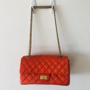Chanel rouge uni bag for Sale in El Monte, CA