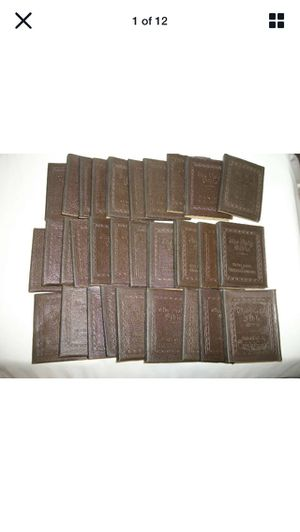 Little Leather Library Holy Bible Complete 30 Books Old & New Testament for Sale in Holland, MI