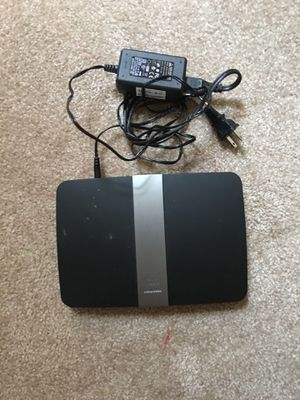 Linksys Router for Sale in Fairfax, VA
