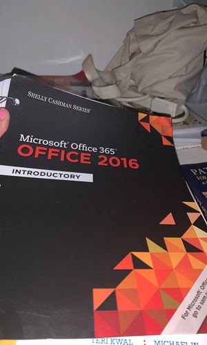 Microsoft Office 365 Intro for Sale in Margate, FL