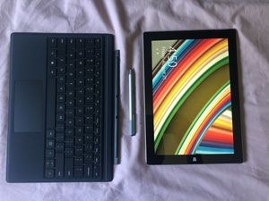 Microsoft surface pro 3 tablet/pencil/keyboard for Sale in Bridgeport, CT