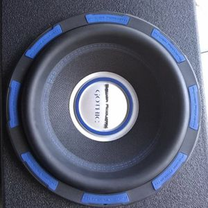 """NEW 12"""" POWER ACOUSTIC GOTHIC 1200W RMS /2500W MAX for Sale in Norwalk, CA"""