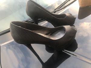 Black heels for Sale in Romeoville, IL