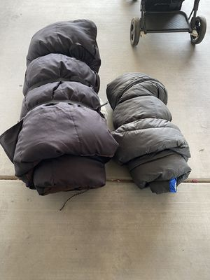 Sleeping Bags Heavy Duty warmth. for Sale in Gilbert, AZ