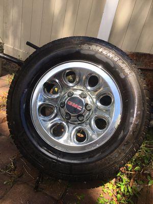 GMC Truck Tires W/Rims for Sale in Zephyrhills, FL