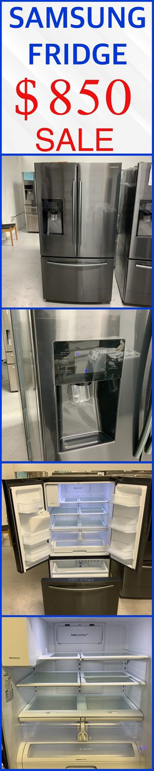 SAMSUNG FRIDGES REFRIGERATORS KITCHEN APPLIANCES WASHING MACHINES HOME for Sale in Garden Grove, CA