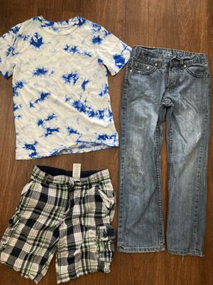 Clothing for boy size 10 for Sale in Houston, TX