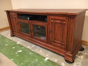 Entertainment console for Sale in Medina, OH