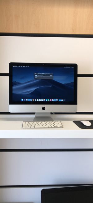 "iMac 21.5"" Thin Panel+6 Month Warranty for Sale in Garfield, NJ"