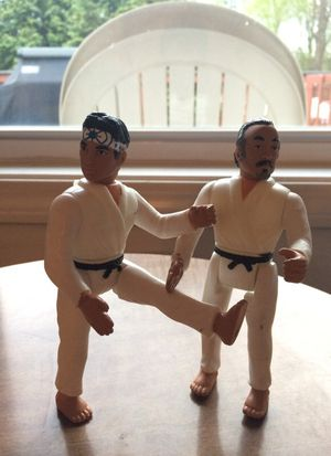 Karate Kid action figures for Sale in Ansonia, CT